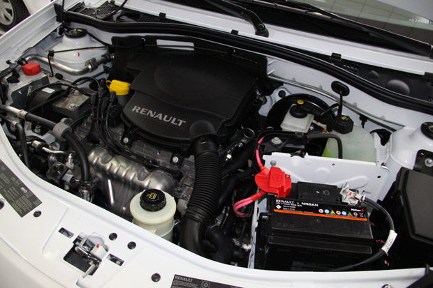 motor do novo sandera 2013
