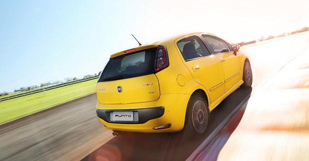 Punto 2013 Amarelo