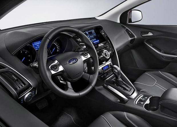 novo ford focus 2013 hatch e sedan pre o. Black Bedroom Furniture Sets. Home Design Ideas