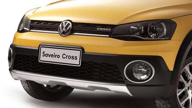 Saveiro 2014 Cross