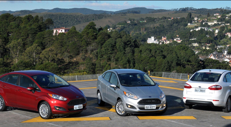 Modelos New Fiesta 2014