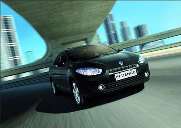 Renault FLuence 2013 turbo