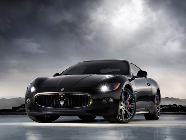 categorias carros maserati