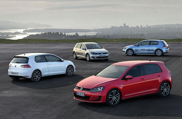 Der neue Volkswagen Golf TDI BlueMotion