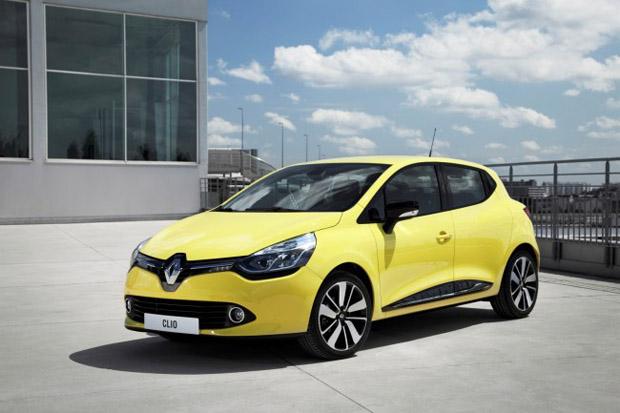 Clio 2013 Amarelo Sport