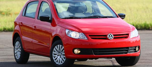 Gol - O Carro mais vendido em 2013