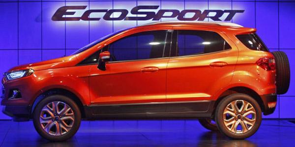 EcoSport 2012