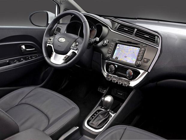 Interior Kia Cerato 2013