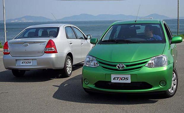 Toyota Etios Sedan Preço