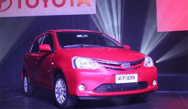 Toyota Etios preço