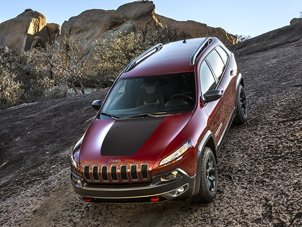 Cherokee 2014 Off Road