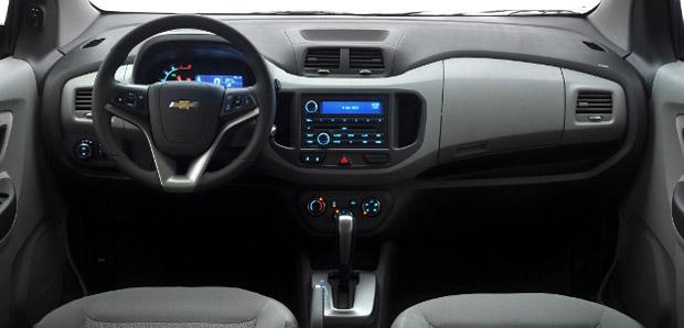 Interior Chevrolet Spin