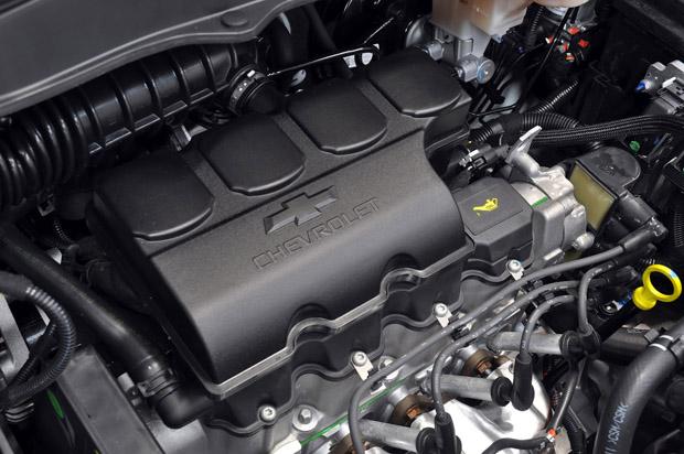 Motor e Consumo Chevrolet Spin
