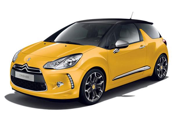 DS3 Amarelo