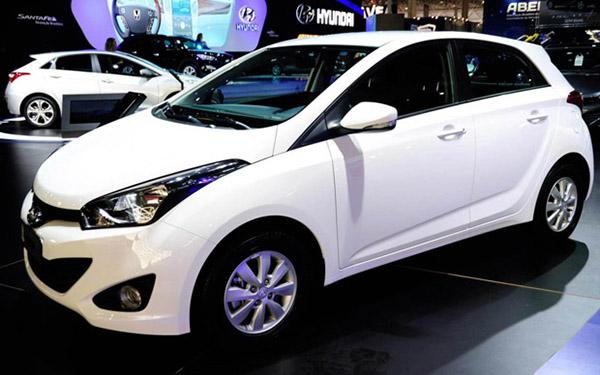 Hyundai hb20 2013
