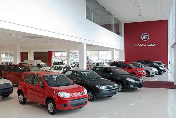 Concessionaria Fiat Brasil