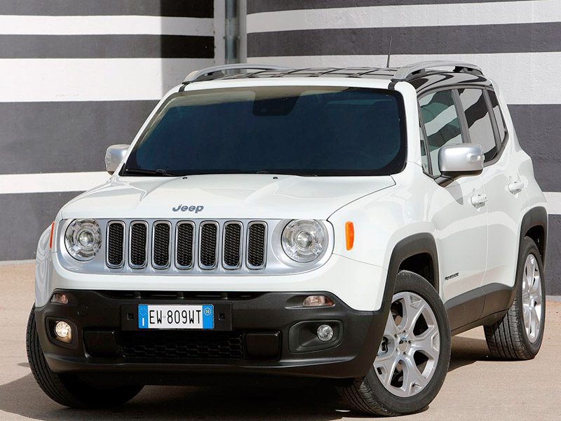 novo jeep renegade 2016