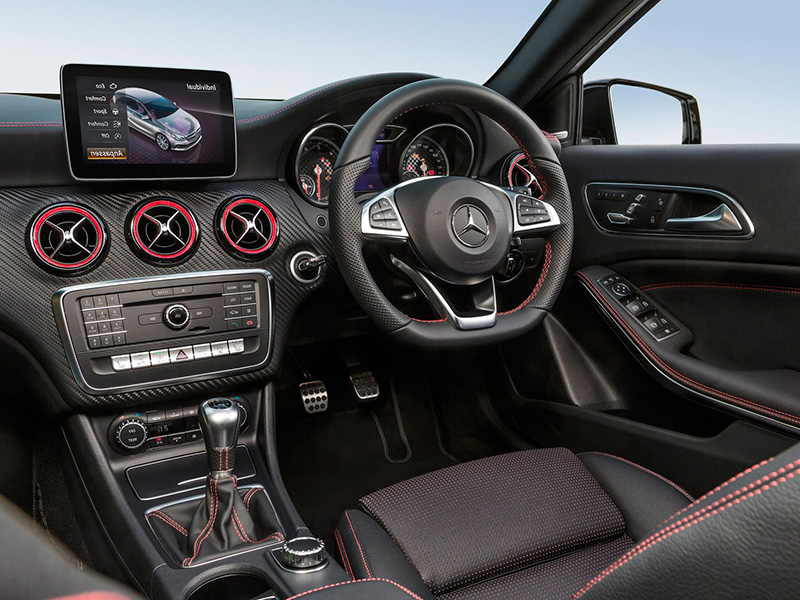 Mercedes Benz Classe A 200 - Interior